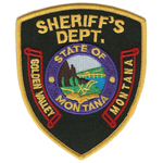Golden Valley County Sheriff's Department, MT