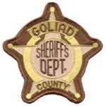 Goliad County Sheriff's Department, TX