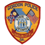 Gordon Police Department, GA
