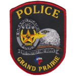 Grand Prairie Police Department, TX