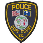 Gray Court Police Department, SC