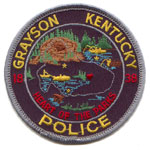 Grayson Police Department, KY