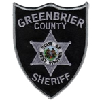 Greenbrier County Sheriff's Office, WV