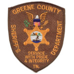 Greene County Sheriff's Office, TN