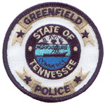 Greenfield Police Department, TN
