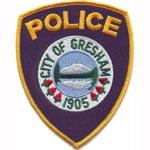Gresham Police Department, OR