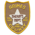 Grimes County Sheriff's Office, TX