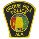 Grove Hill Police Department, AL