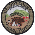 Grundy County Sheriff's Department, TN