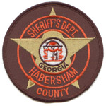 Habersham County Sheriff's Office, GA