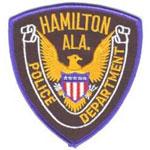 Hamilton Police Department, AL