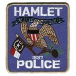 Hamlet Police Department, NC