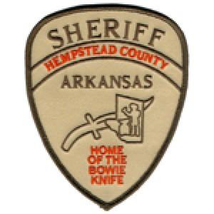 Deputy Sheriff William Madison Goff, Hempstead County ...