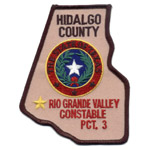 Hidalgo County Constable's Office - Precinct 3, TX