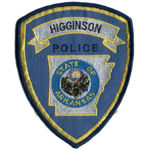 Higginson Police Department, AR