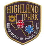 Highland Park Police Department, TX