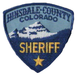 Hinsdale County Sheriff's Office, CO
