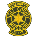 Holt County Sheriff's Department, MO