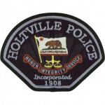 Holtville Police Department, CA