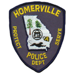Homerville Police Department, GA
