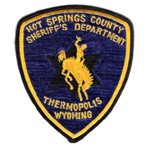 Hot Springs County Sheriff's Office, WY