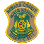 Howard County Sheriff's Office, MO