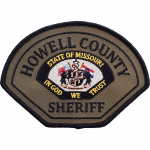 Howell County Sheriff's Office, MO