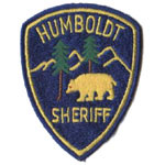 Humboldt County Sheriff's Department, CA