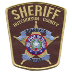 Hutchinson County Sheriff's Department, TX
