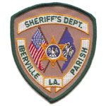 Iberville Parish Sheriff's Department, LA