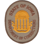 Iowa Department of Corrections, IA