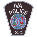 Iva Police Department, SC