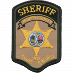 Jasper County Sheriff's Office, SC