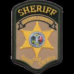 Jasper County Sheriff's Office, SC
