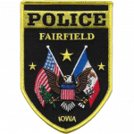Fairfield Police Department, IA