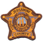 Jessamine County Sheriff's Department, KY