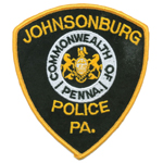 Johnsonburg Borough Police Department, PA