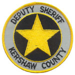 Kershaw County Sheriff's Department, SC
