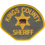 Kings County Sheriff's Office, CA