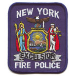 Kingston Fire Police Department, NY