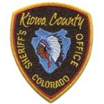 Kiowa County Sheriff's Office, CO