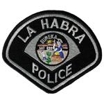La Habra Police Department, CA