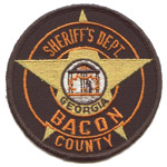 Bacon County Sheriff's Office, GA
