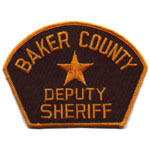 Baker County Sheriff's Department, OR