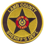 Lamb County Sheriff's Department, TX