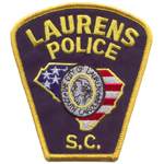 Laurens Police Department, SC