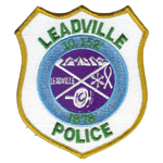 Leadville Police Department, CO