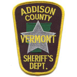 Addison County Sheriff's Department, VT