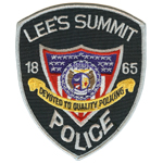 Lee's Summit Police Department, MO