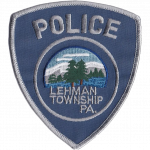 Lehman Township Police Department, PA
